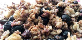 Blueberry Oatmeal Recipe. Healthy Breakfast Recipe