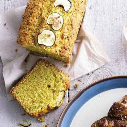 Browned-Butter Zucchini Cornbread