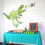 Budget Friendly Dinosaur Birthday Party