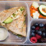 Chicken-Quesadilla-Healthy-Lunch