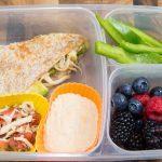 Chicken-Quesadilla-with-Hummas-Healthy-Lunch