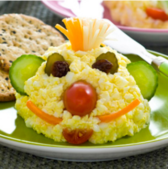 Egg Salad Creatures