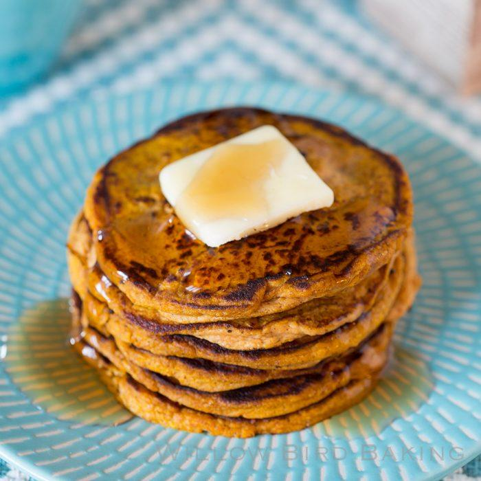 Old Fashioned Homemade Pancakes