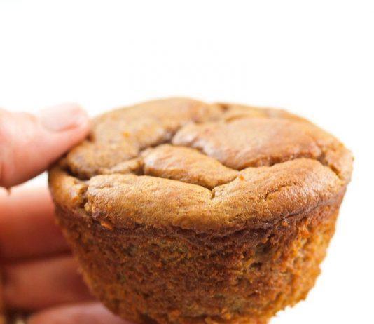 Flourless Sweet Potato Blender Muffins