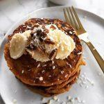 Gluten-Free Sweet Potato Pancakes