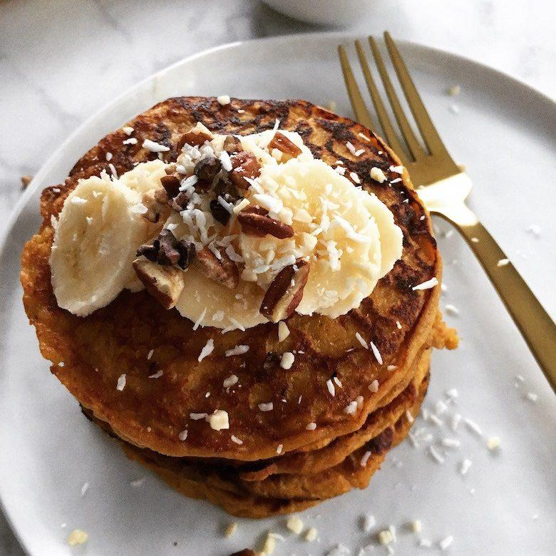 Sweet Potato Pancakes: Sweet, Delicious and Nutrient Rich!