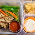 Grilled-Cheese-and-Hummas-with-Veggies-Healthy-Lunches