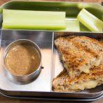 Grilled-Cheese-with-Celery-and-Almond-butter-School-Lunch