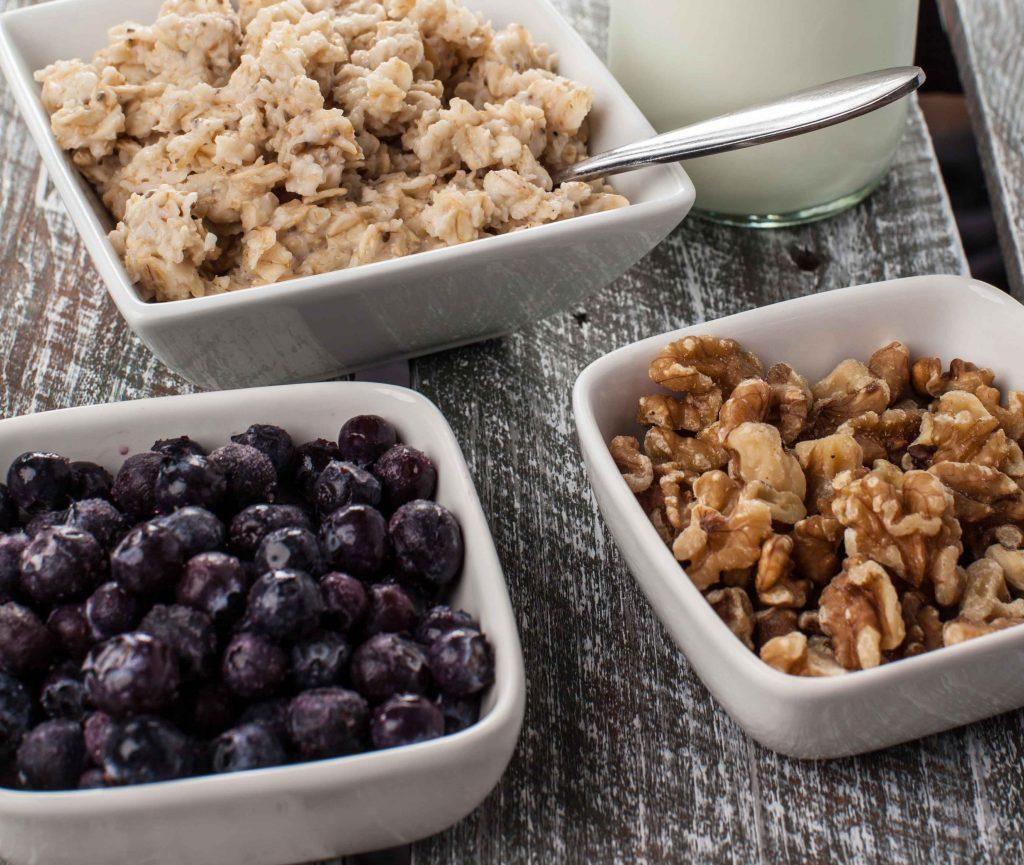 Healthy Blueberry Oatmeal Recipe