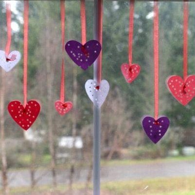 Hole Punched Hearts