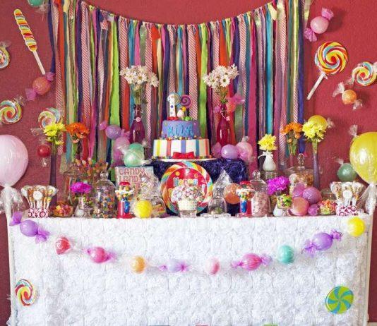 Mila's 1st Candyland