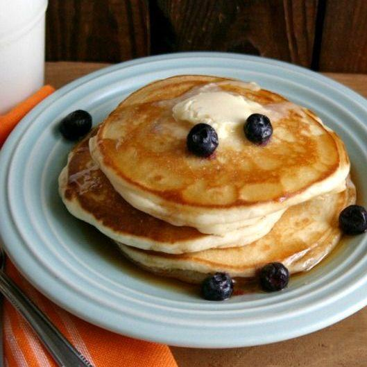 20 Easy Homemade Pancakes Using Healthier Ingredients. Ditch the Boxed Stuff!