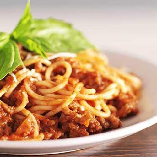 Slow Cooker Skinny Spaghetti