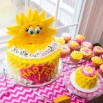 Sunshine Theme Party