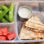 Tomatoes-and-Cheese-Quesadilla-with-Snap-Peas