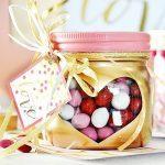 Valentine's Day Gift – Heart Jars