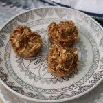 These banana oatmeal energy balls are so good and so easy! Fiber filled and no bake, these energy balls are the perfect snack for every day or on the go.