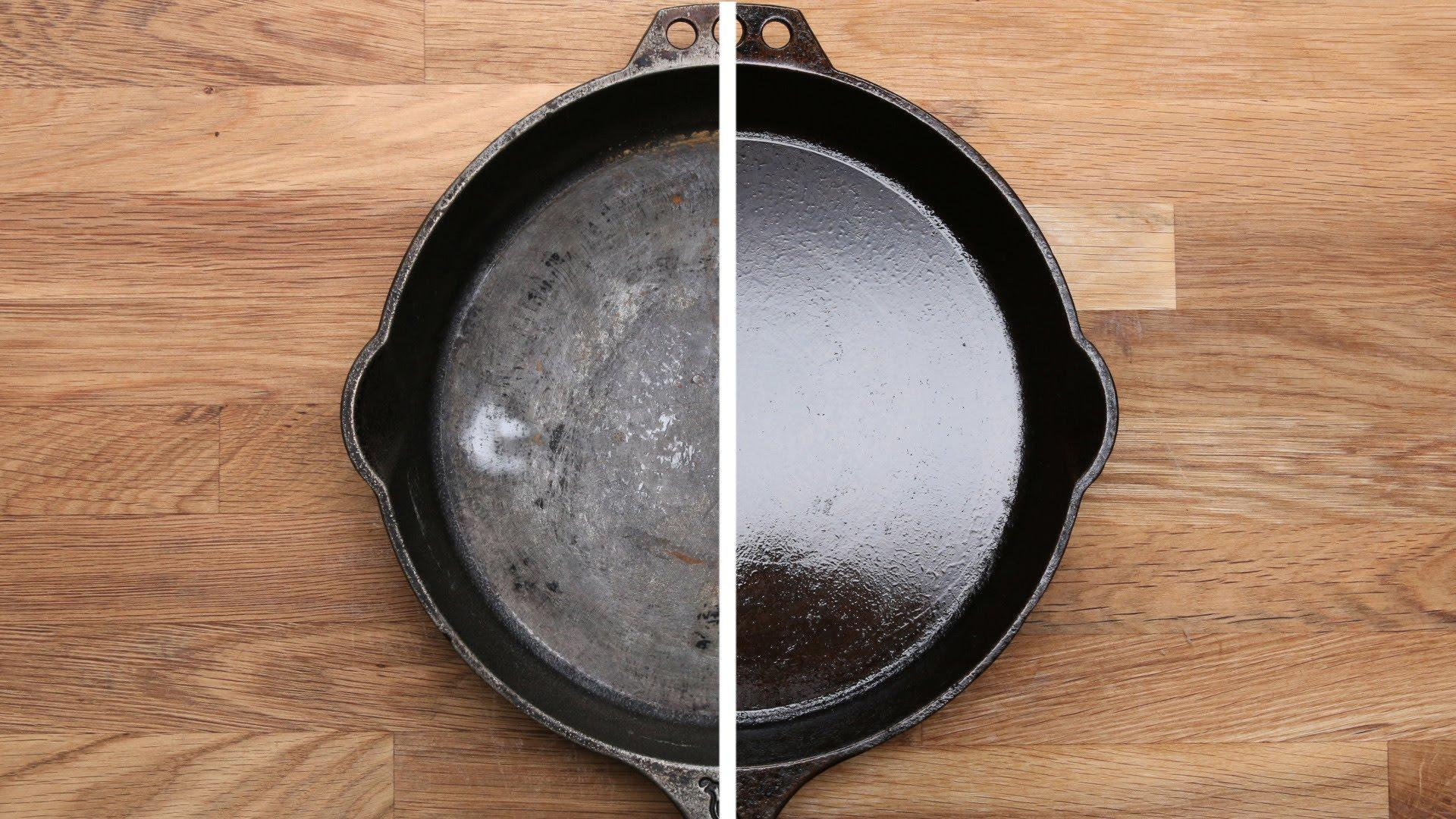 Love your cast iron cookware? Learn the best cast iron care strategies to make sure your cookware lasts a lifetime! You'll be surprised how easy it is.