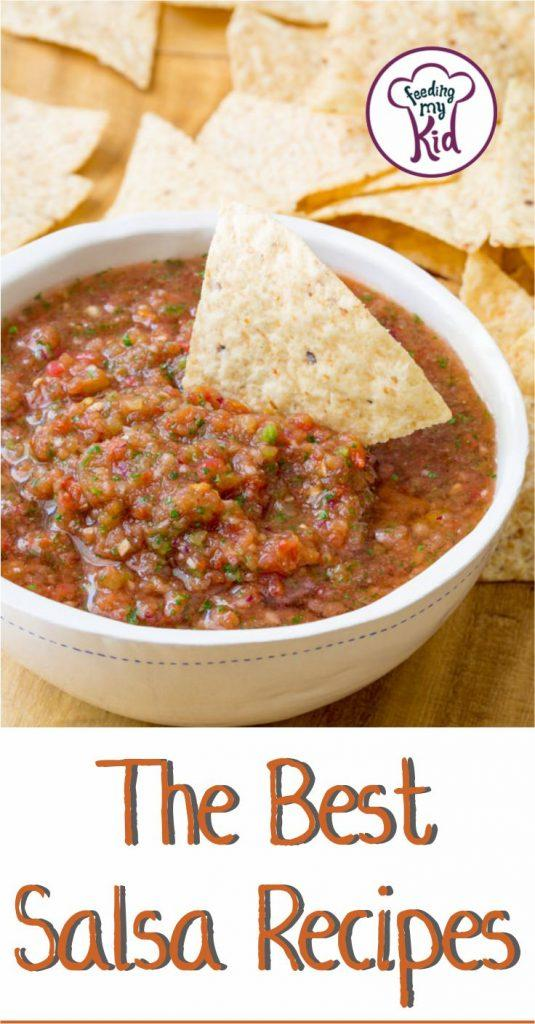 The best salsa recipes don't come in a jar. They come homemade with a little love and a lot of dancing. Try these yummy salsa recipes!
