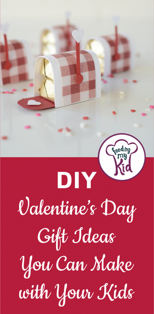 These Valentine's Day gift ideas are the perfect DIY gifts for your loved ones. Your kids will love creating these gifts with you.