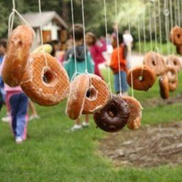 Donuts On A String