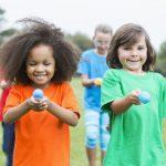 Egg-and-Spoon Races