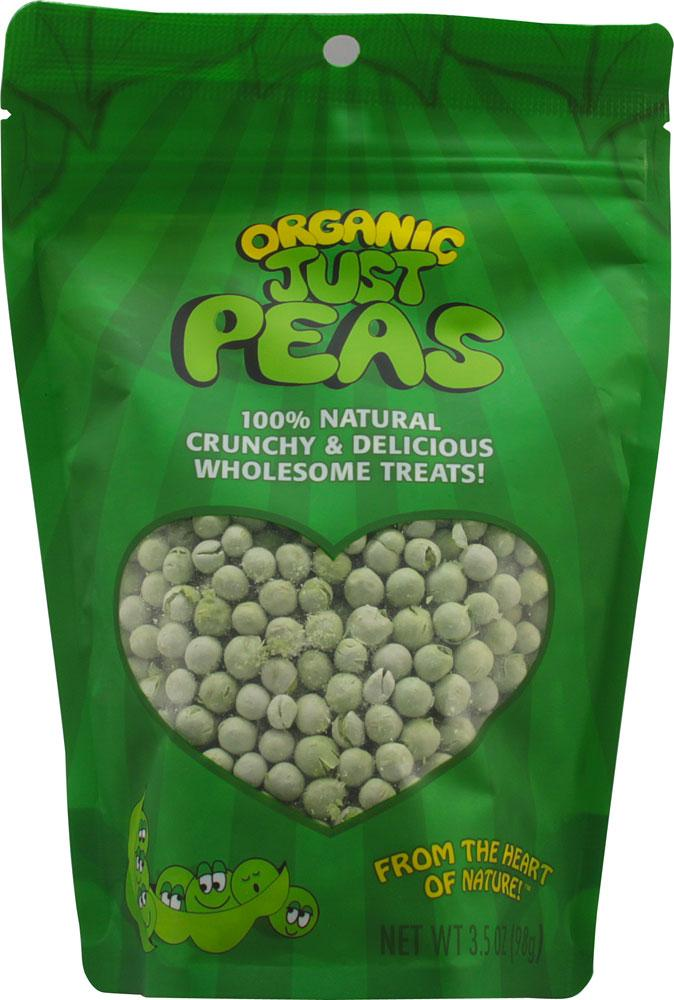 Dehydrated Peas Another Great Snack