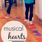 Musical Hearts Game
