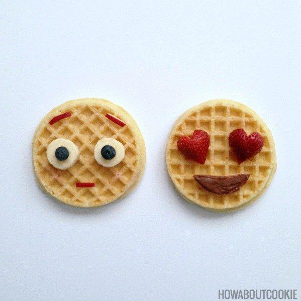 Waffle Emojis