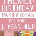 birthday party themes short