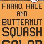 farro salad short
