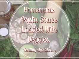 Maria Rivera shows us how she makes her homemade pasta sauce. It's loaded with veggies and tastes amazing. The perfect excuse to add in some veggies!