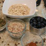 breakfast bar recipe ingredients