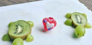 Promote creativity and a love for the kitchen with food art for kids! They'll love these cute ideas. A fun food craft for kids and parents.