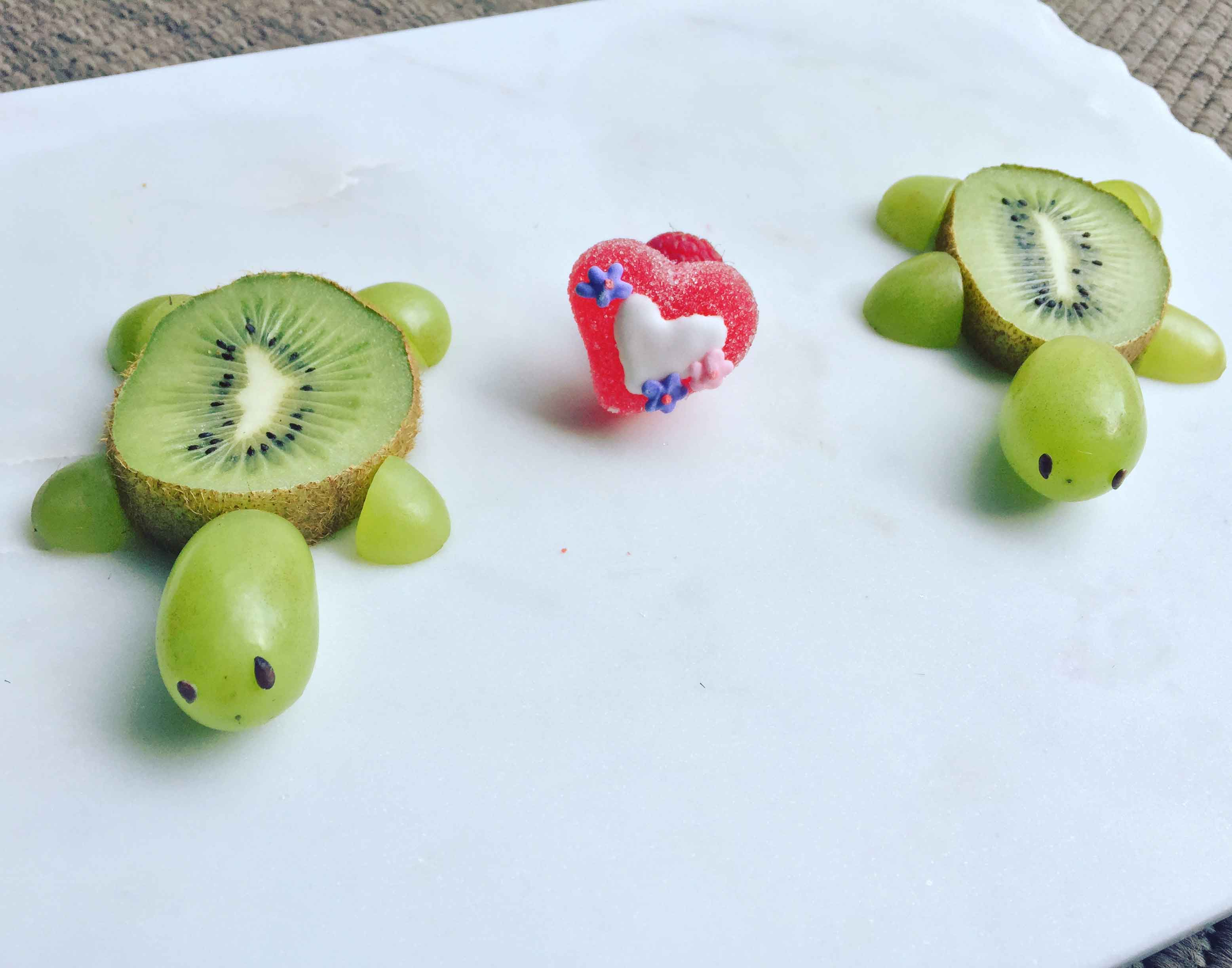 Food art for kids promote creativity with these fun ideas for Fun kid food crafts