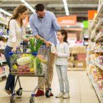 Bring your picky eater grocery shopping whenever possible so that he be exposed to the wide array of foods that are available to them and so they can more readily contribute to meal planning.