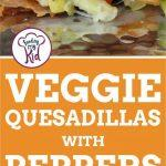 vegetarian quesadilla short