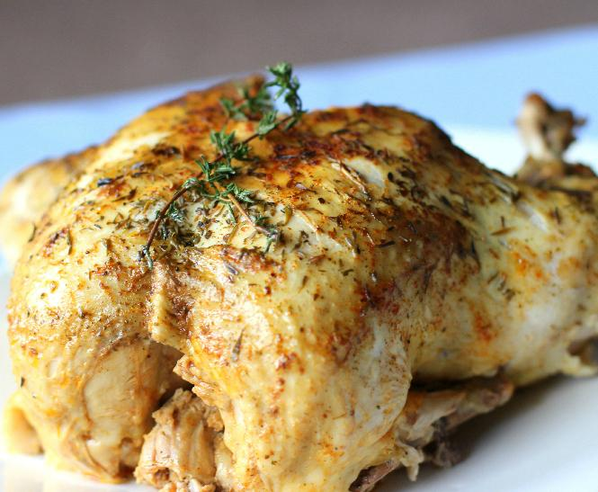 Fall-Off-The-Bone Pressure Cooker Chicken