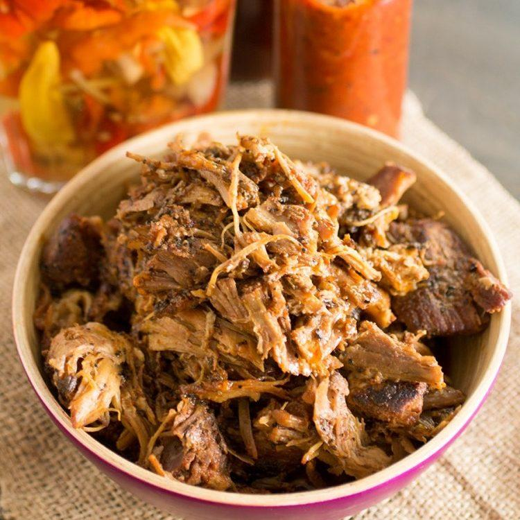 Pressure Cooker Pulled Pork