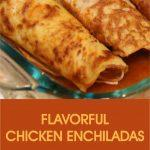 chicken enchiladas short