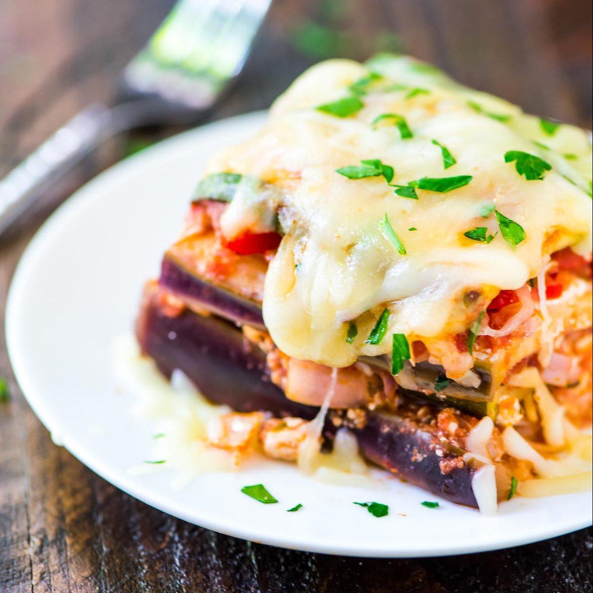 Crock Pot Low Carb Lasagna
