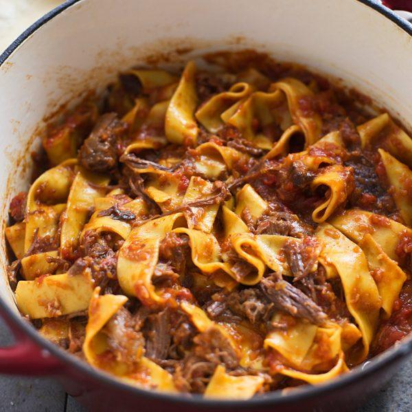 One Pot Short Rib Bolognese-6