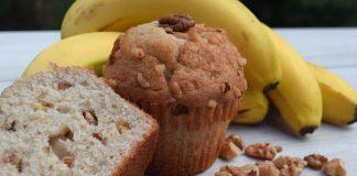 Why make a whole loaf of banana bread when you can make single serve banana bread muffins? Classic banana bread in half the time!
