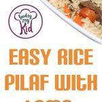 rice pilaf short