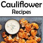 roasted cauliflower recipes short