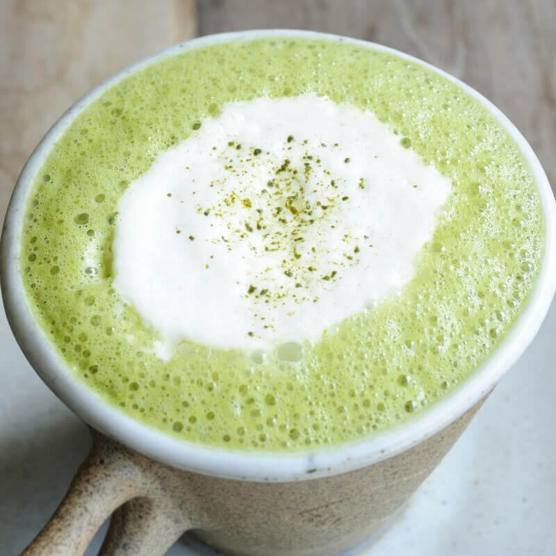 Incredibly Yummy Moringa & Matcha Latte Recipe (Vegetarian)
