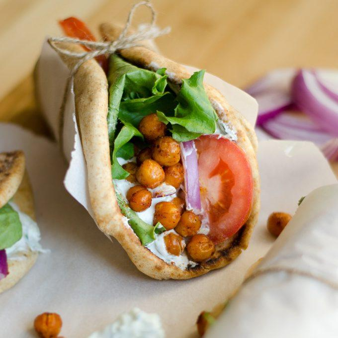 20 Chickpea Recipes from Snacks to Desserts to the Main Meal