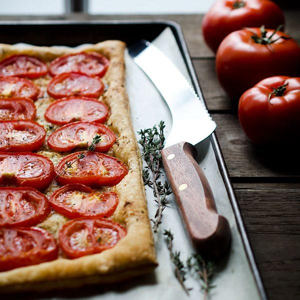 Roasted Tomato Tart