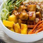 Teriyaki Quinoa Bowls