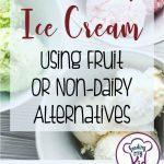 homemade ice cream short